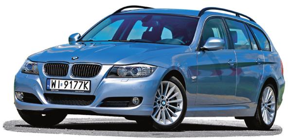 BMW SERII 3 E90/91 (2005-2013), polecane wersje: wszystkie silniki R6 320d/163 KM, 320d/177 KM (ten ostatni - po wymianie rozrządu). /Motor