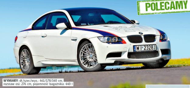 BMW serii 3 E92 /Auto Moto