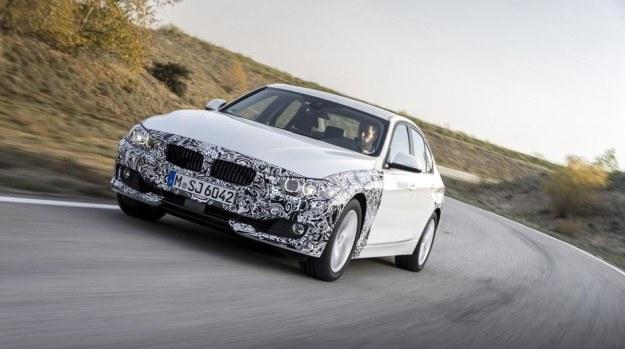 BMW serii 3 (F30) po liftingu /BMW