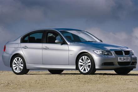 BMW serii 3 / Kliknij /INTERIA.PL