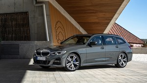 BMW serii 3 Touring debiutuje
