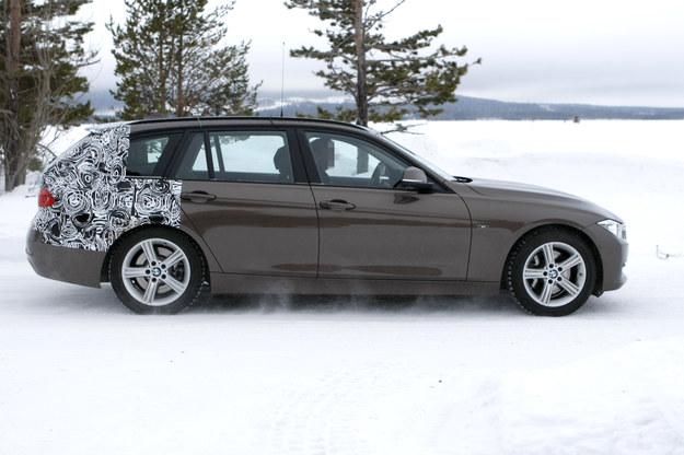 BMW serii 3 Touring /Carparazzi