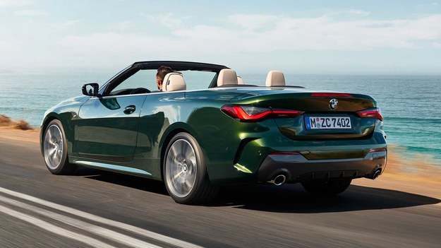 BMW serii 4 Convertible /