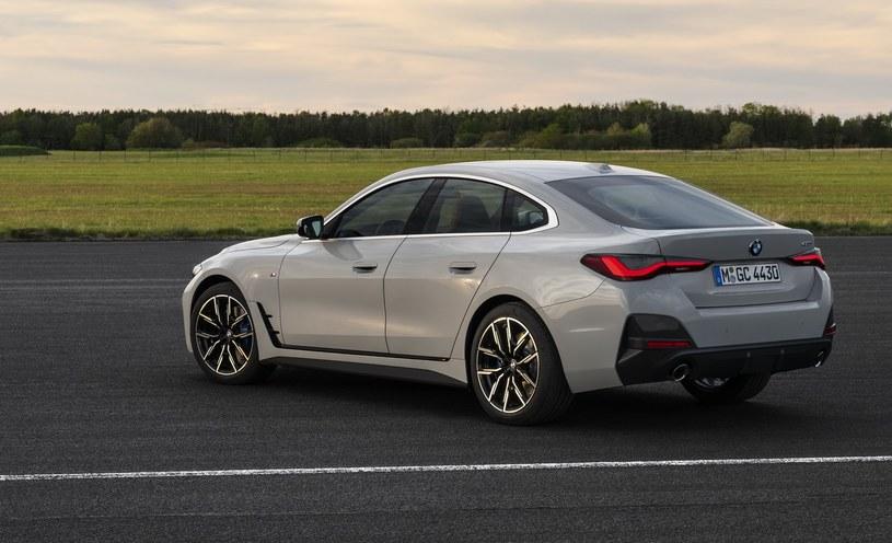 BMW serii 4 Gran Coupe /
