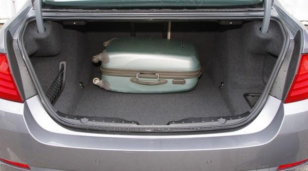 bmw serii 5 bagaznik /Motor
