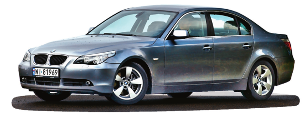 BMW SERII 5 E60/E61 (2003-2010), polecane wersje: wszystkie silniki R6. /Motor