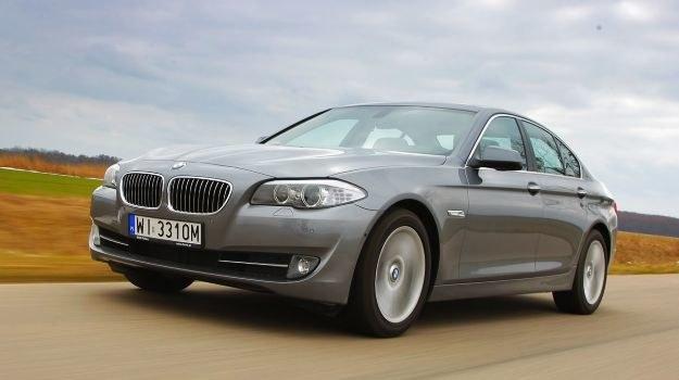 BMW serii 5 F10 /Motor