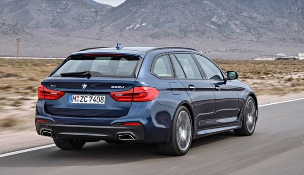 BMW serii 5 Touring /