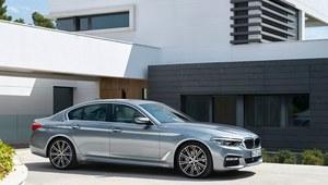 BMW serii 5 wycenione w Polsce
