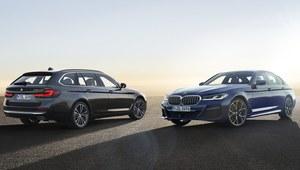 BMW serii 5 zmodernizowane
