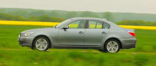BMW serii 5 /Motor