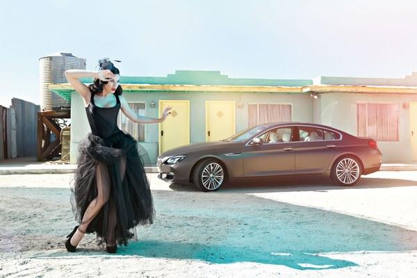 BMW serii 6 Gran Coupé