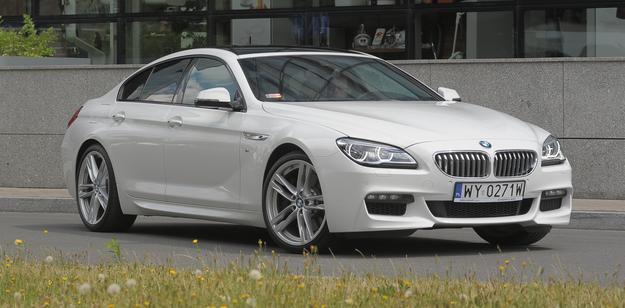 BMW serii 6 Gran Coupe /Motor