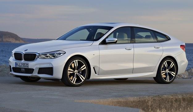 BMW serii 6 Gran Turismo /BMW