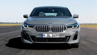 BMW serii 6 GT 2020