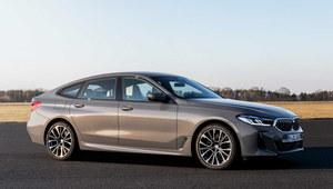 BMW serii 6 GT odświeżone