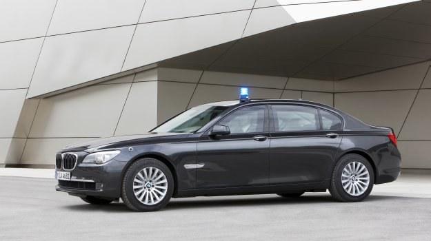 BMW serii 7 High Security /BMW