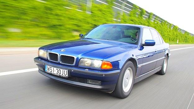 BMW serii 7 /Motor