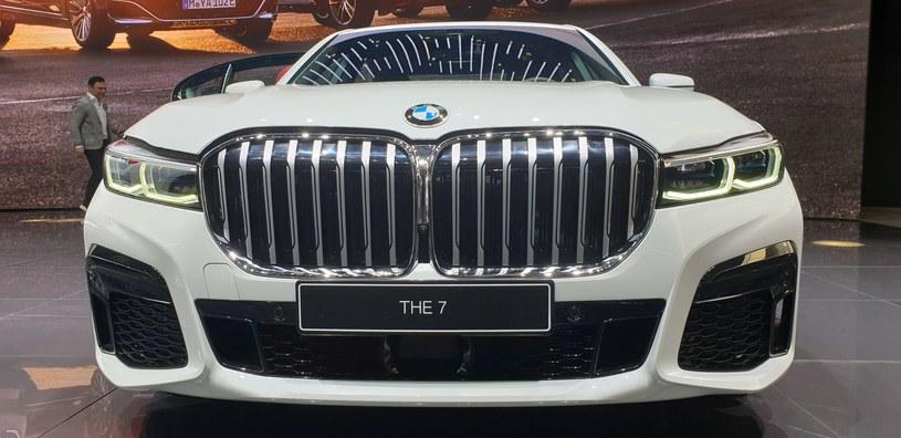 BMW serii 7 /INTERIA.PL