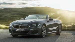 BMW serii 8 Cabrio - pierwsze w historii
