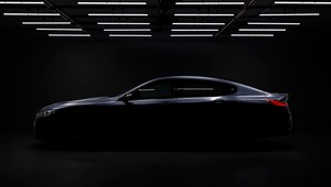 BMW serii 8 Gran Coupe na pierwszym zdjęciu