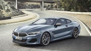 BMW serii 8 zaprezentowane