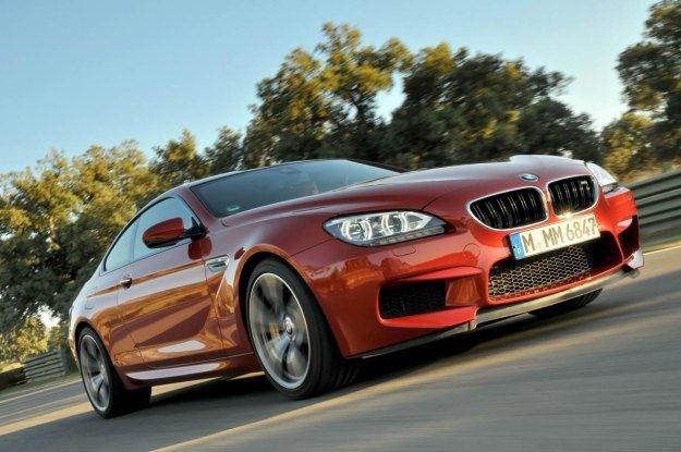BMW serii M może mieć poważną usterkę silnika /