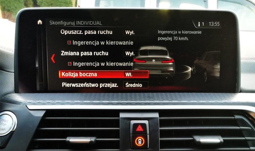 BMW stale czuwa nad naszą jazdą /INTERIA.PL