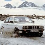 BMW świętuje 30 lat napędu 4x4