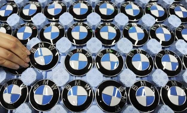BMW to (chwilowo?) najwięcej warta marka samochodowa /AFP