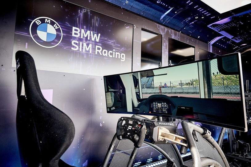 BMW Virtual vs. Reality Tour /materiały prasowe