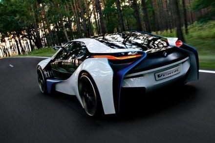 BMW vision efficientdynamics /