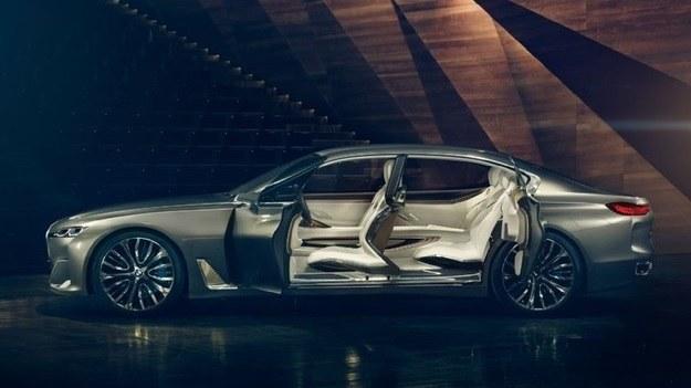 BMW Vision Future Luxury /BMW