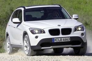 BMW X1 na filmie