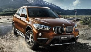 BMW X1 w przedłużonej wersji