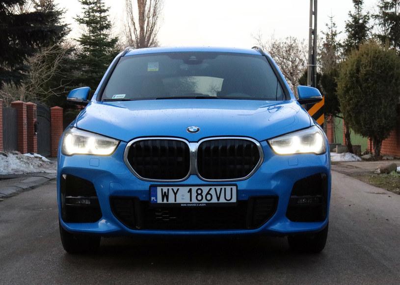 BMW X1 xDrive 25e /INTERIA.PL