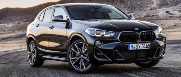 BMW X2 M35i - ze sportowym zacięciem