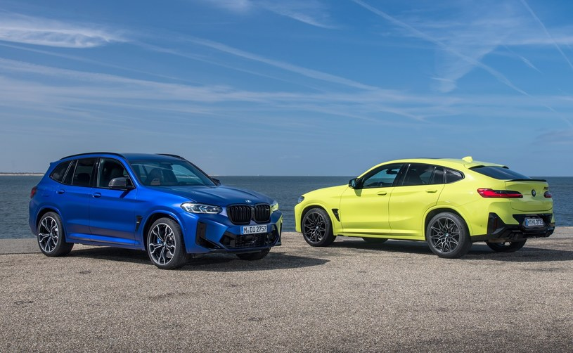 BMW X3 M Competition i X4 M Competition /