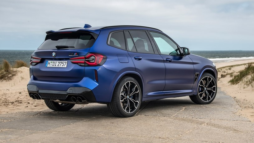 BMW X3 M Competition /