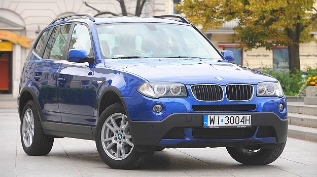 BMW X3 /Motor