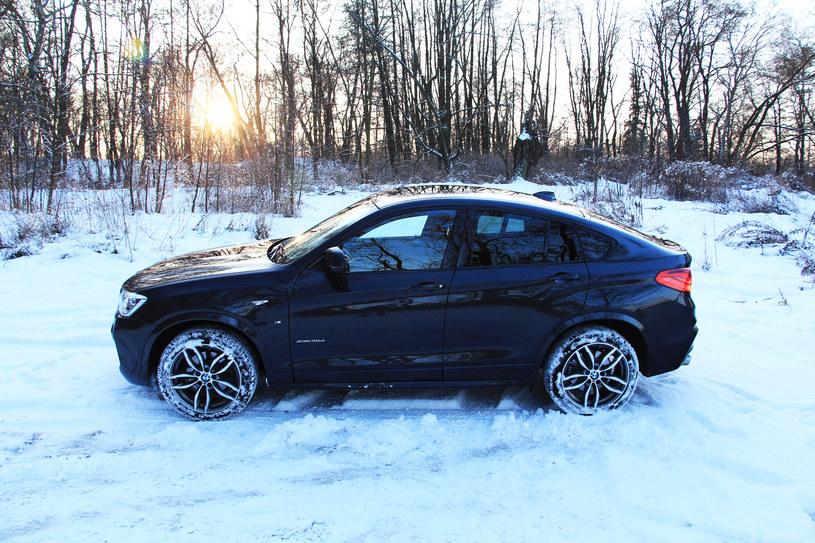 BMW X4 35d /INTERIA.PL