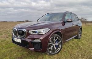 BMW X5 40i - większe, lepsze i wciąż drogie