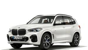 BMW X5 45e iPerformance - więcej mocy i oszczędności