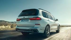 BMW X5 i X7 w nowej wersji M50i