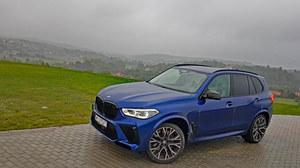 BMW X5 M Competition - SUV sportowo-luksusowy