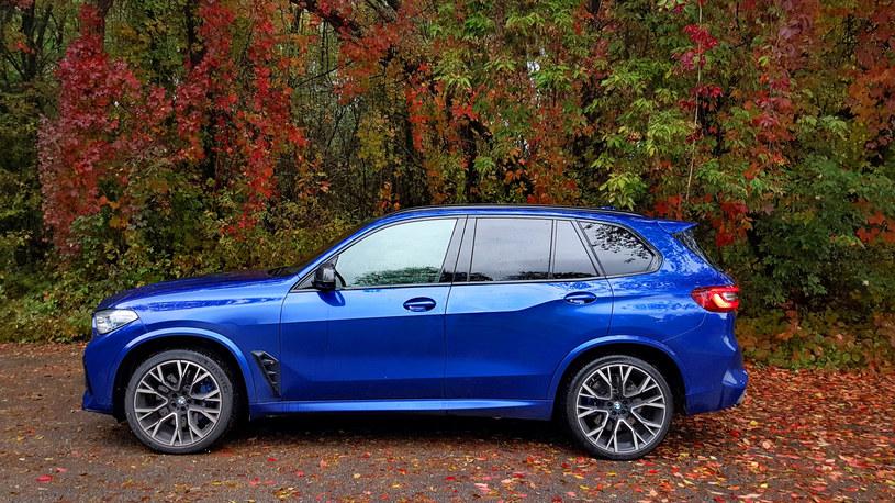 BMW X5 M Competition /INTERIA.PL
