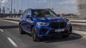 BMW X5 M oraz X6 M debiutują w Polsce