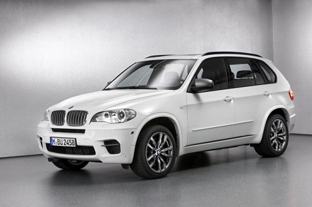 BMW X5 M50d /