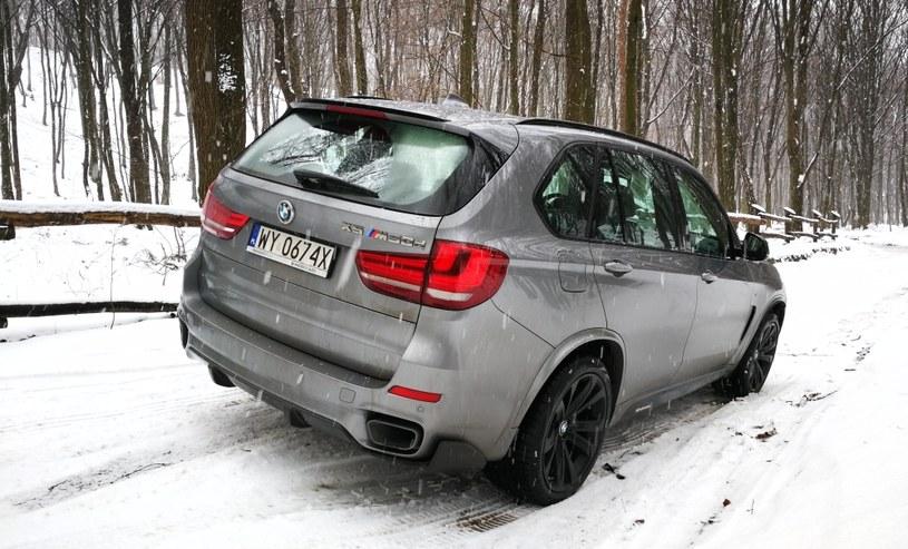 BMW X5M50d /INTERIA.PL