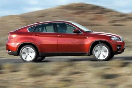 BMW X6 / Kliknij /INTERIA.PL
